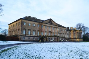 Nostell Priory winter walk